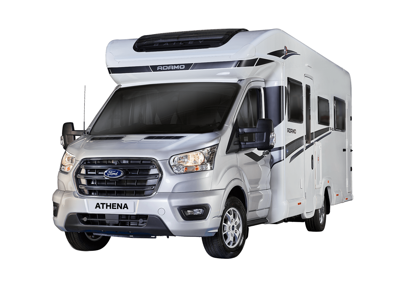 Athena motorhome for hire